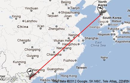 Seoul-Hanoi